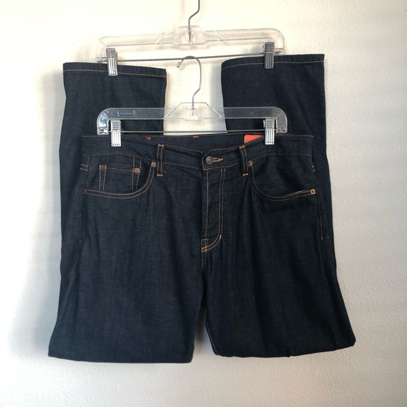 Jean Shop Other - Jean Shop Long Rocket Selvedge Denim Jeans